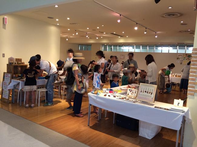 2016.7.31(日)イトーヨーカドー奈良店にて「夏休み子どもフェスタ」を開催しました!