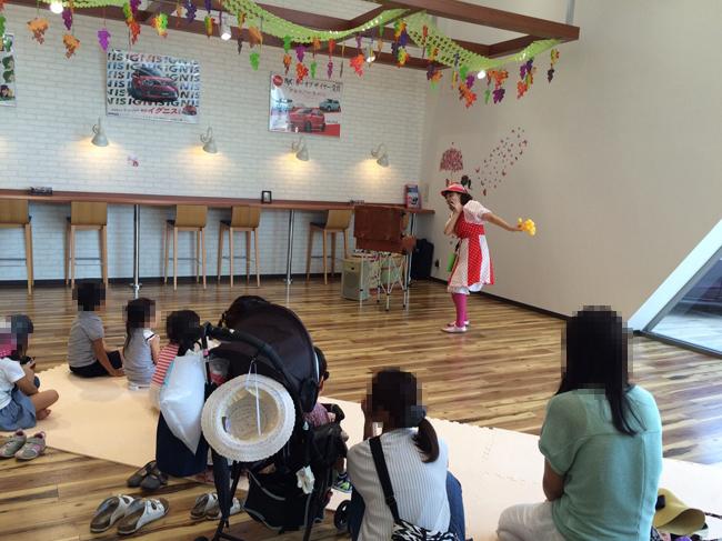2016.9.10(土)~9.11(日)スズキアリーナ中和幹線橿でのイベントのお手伝いをしました!