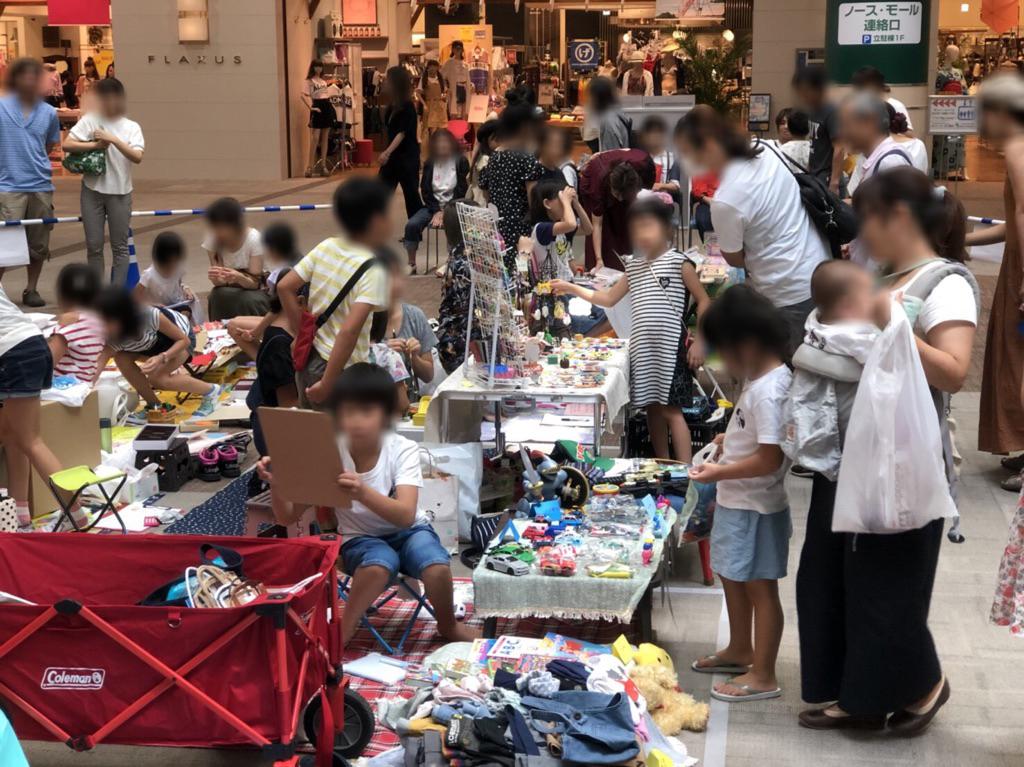 2018.8 キッズ・サマー・プロジェクト in イオンモール大和郡山・橿原